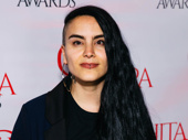 Sonya Tayeh is nominated for her choreography for off-Broadway's Hundred Days.