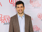 The Beast in the Jungle's Tony Yazbeck is nominated for his hot hoofing in Prince of Broadway.