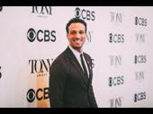 How handsome is The Band's Visit Tony nominee Ari'el Stachel?