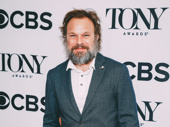 My Fair Lady Tony nominee Norbert Leo Butz steps out.