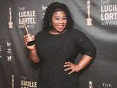 Tiffany Mann won the award for Outstanding Featured Actress in a Musical for her role in Jerry Springer: The Opera.