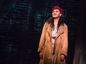 Emily Bautista as Eponine in Les Miserables