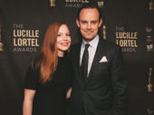 My Fair Lady stars Lauren Ambrose and Harry Hadden-Paton presented.