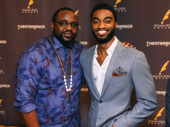 Brian Tyree Henry and Jelani Alladin are nominated for their performances in Lobby Hero and Frozen, respectively.