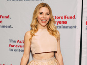 Mean Girls Kerry Butler certainly looks Nice.
