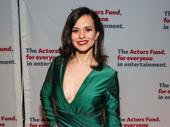 Hamilton star Mandy Gonzalez stuns.