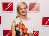 Angels in America's Tony-nominated director Marianne Elliott looks super chic.