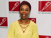 Harry Potter and the Cursed Child Tony nominee Noma Dumezweni has arrived.