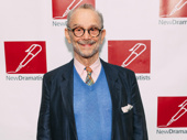 Broadway legend Joel Grey is on the scene.