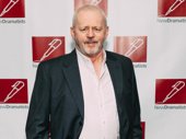 The Iceman Cometh Tony nominee David Morse looks sharp.