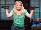 Carrie St. Louis as Lauren in Kinky Boots