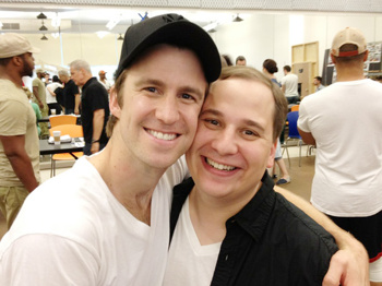 Hot Shot - Jared Gertner - Gavin Creel - wide - 7/12