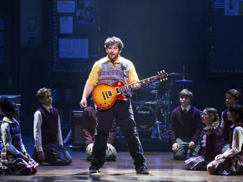 Watch a Mini Documentary Showing How School of Rock Made the Grade on Broadway