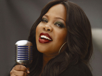 Watch Dreamgirls' Amber Riley Make 'And I Am Telling You...' Her Own