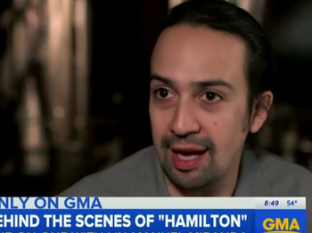 Get Schooled! Hamilton Headmaster Lin-Manuel Miranda Talks #EduHam & Tuner's Big Screen Timeline