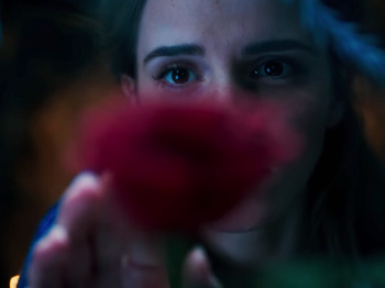 Get a First Look at Emma Watson in Disney's Live Action Beauty and the Beast