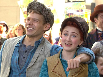 Watch Andrew Keenan-Bolger, Sarah Charles Lewis & the Cast of Tuck Everlasting's Golden Performance