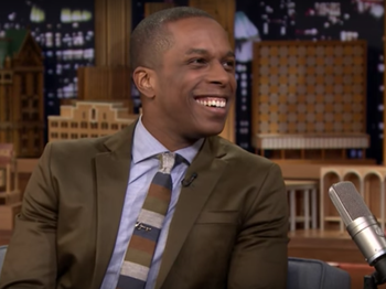 Hamilton Tony Nominee Leslie Odom Jr. Dishes on a Star-Studded Audience Duel & His Worst Audition
