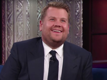 Dinner with Lin-Manuel Miranda, Live TV Jitters & Other Stuff James Corden Gets to Have as the 2016 Tony Host