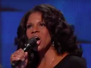 They're With Her! Watch Audra McDonald, Darren Criss & More Perform at the Democratic Convention