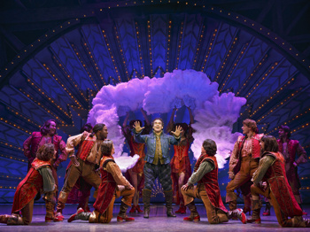 Broadway Producer Kevin McCollum Talks Creating the Something Rotten! Musical From Scratch