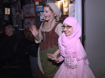 It's Possible! Ottawa Teenager Fatima Nasser Lives Her Own Real-Life Cinderella Story