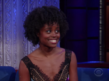 Denee Benton on Reminding Young Girls to Dream Big in Great Comet: 'It's Exciting to Be a Part of That'