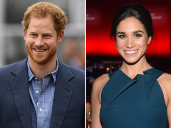 Odds & Ends: Prince Harry & Meghan Markle Get Curious, Patrick Wilson Tapped for Aquaman & More