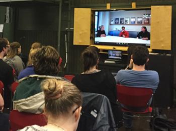 University of Nebraska Omaha Students Learn About Theater Careers Through Web Seminar