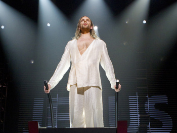Paul Alexander Nolan in Jesus Christ Superstar