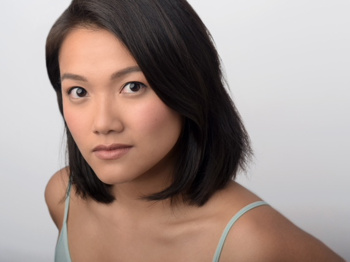 Houston's Broadway at the Hobby Center Chats with Hamilton Star Dorcas Leung