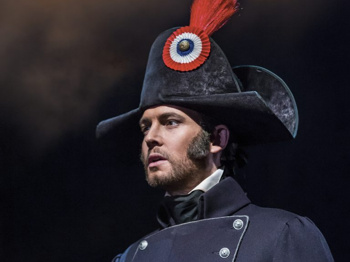 West End Les Miserables Star David Thaxton on the Joy of Returning to the Role of Javert