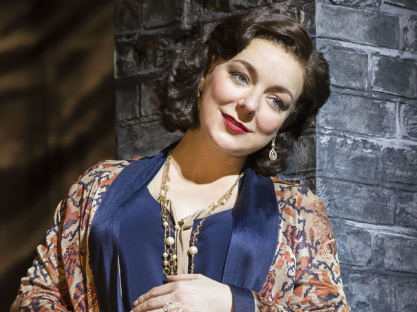 Funny Girl, Starring Sheridan Smith, to Appear in Cinemas Across the U.K.