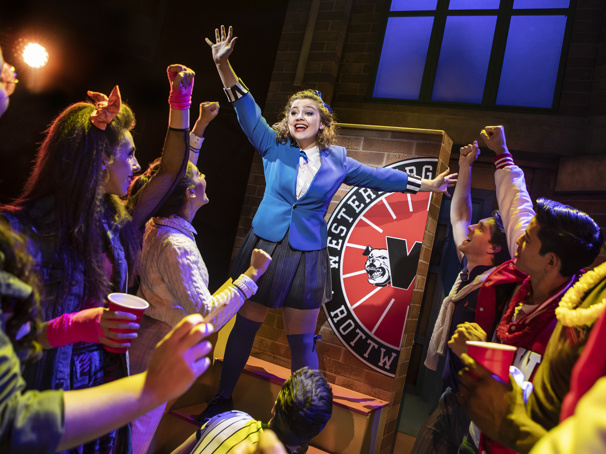 London Heathers Star Carrie Hope Fletcher on Balancing Her Role with Being a YouTube Sensation & More