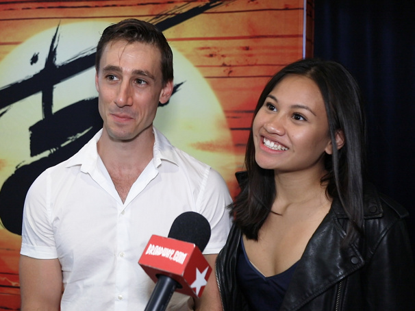 The Broadway.com Show: Meet the Stars of the North American Tour of Miss Saigon