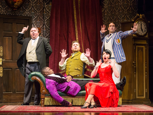 Whodunit?! Tickets Now on Sale for the New Comedy The Play That Goes Wrong in Columbus