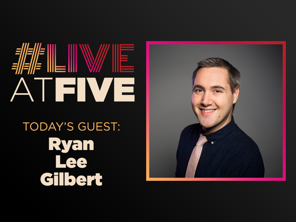 Broadway.com #LiveatFive with National Editor Ryan Lee Gilbert