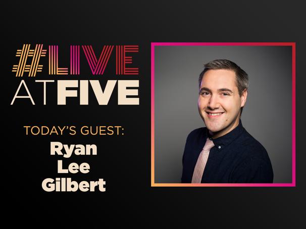 Broadway.com #LiveatFive with National Editor Ryan Lee Gilbert