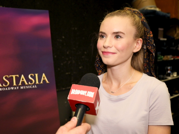 The Broadway.com Show: Meet the Majestic Stars of the National Tour of Anastasia
