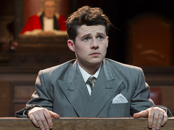 Harry Reid on Making the Leap from TV's EastEnders to the London Stage in Witness for the Prosecution