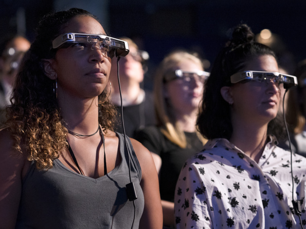 National Theatre's Innovative Closed-Caption Glasses Could Transform Access to the Arts