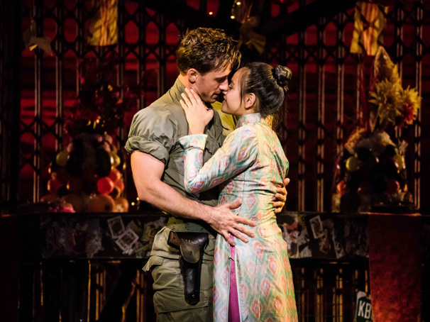 The American Dream! Tickets Now on Sale for National Tour of Miss Saigon in Houston