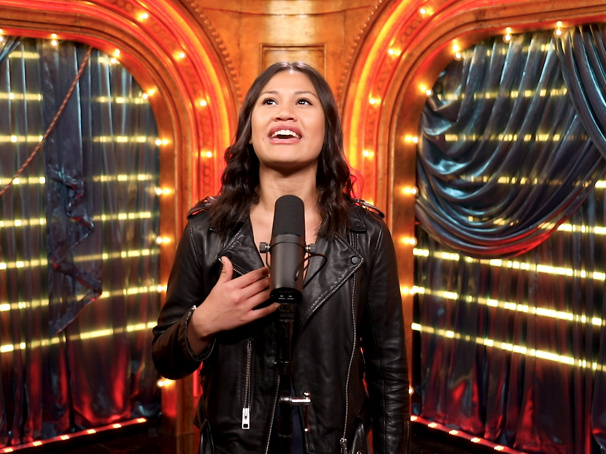Music Video: Miss Saigon Tour Star Emily Bautista Sings 'I'd Give My Life for You'