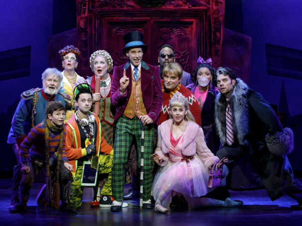 It's a Golden Day! Tickets Now on Sale for Roald Dahl's Charlie and the Chocolate Factory in Pittsburgh