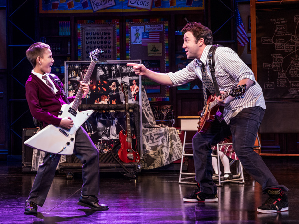 Blowing Out Amps! Tickets Now on Sale for School of Rock: The Musical in San Antonio