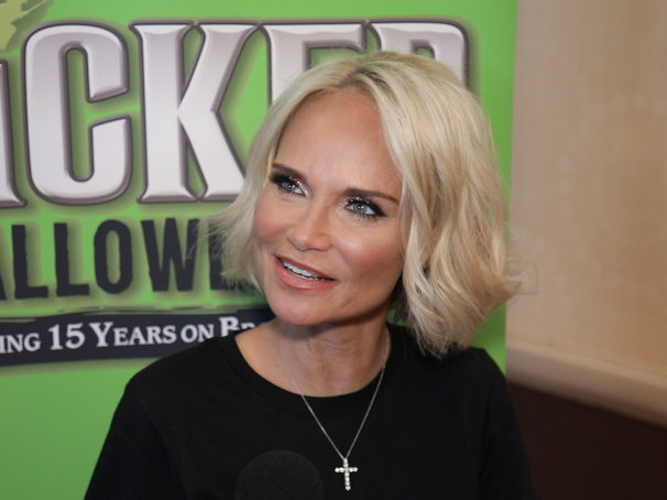 The Broadway.com Show: Kristin Chenoweth, Idina Menzel and More on NBC's A Very Wicked Halloween