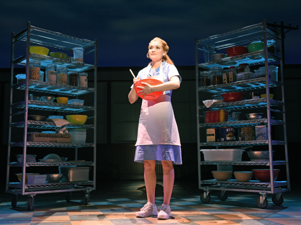 Opening Up! Tickets Now on Sale for the National Tour of Sara Bareilles' Waitress in Houston