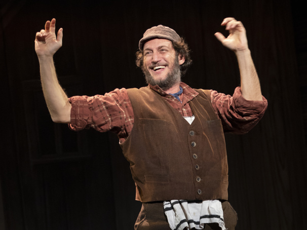 Miracle of Miracles! Tickets Now on Sale for the National Tour of Fiddler on the Roof in Austin