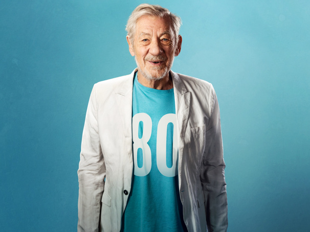 Ian McKellen to Celebrate 80th Birthday with 80-Venue U.K. Tour of New Solo Show