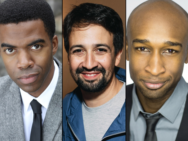 Julius Thomas III & Donald Webber Jr. to Lead Third National Tour of Hamilton; Lin-Manuel Miranda Will Launch Tour in Puerto Rico